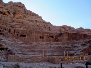 the nabataean theater