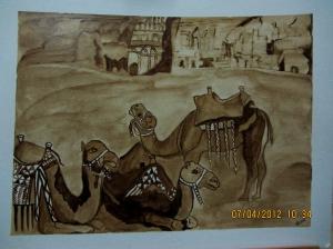 camel look