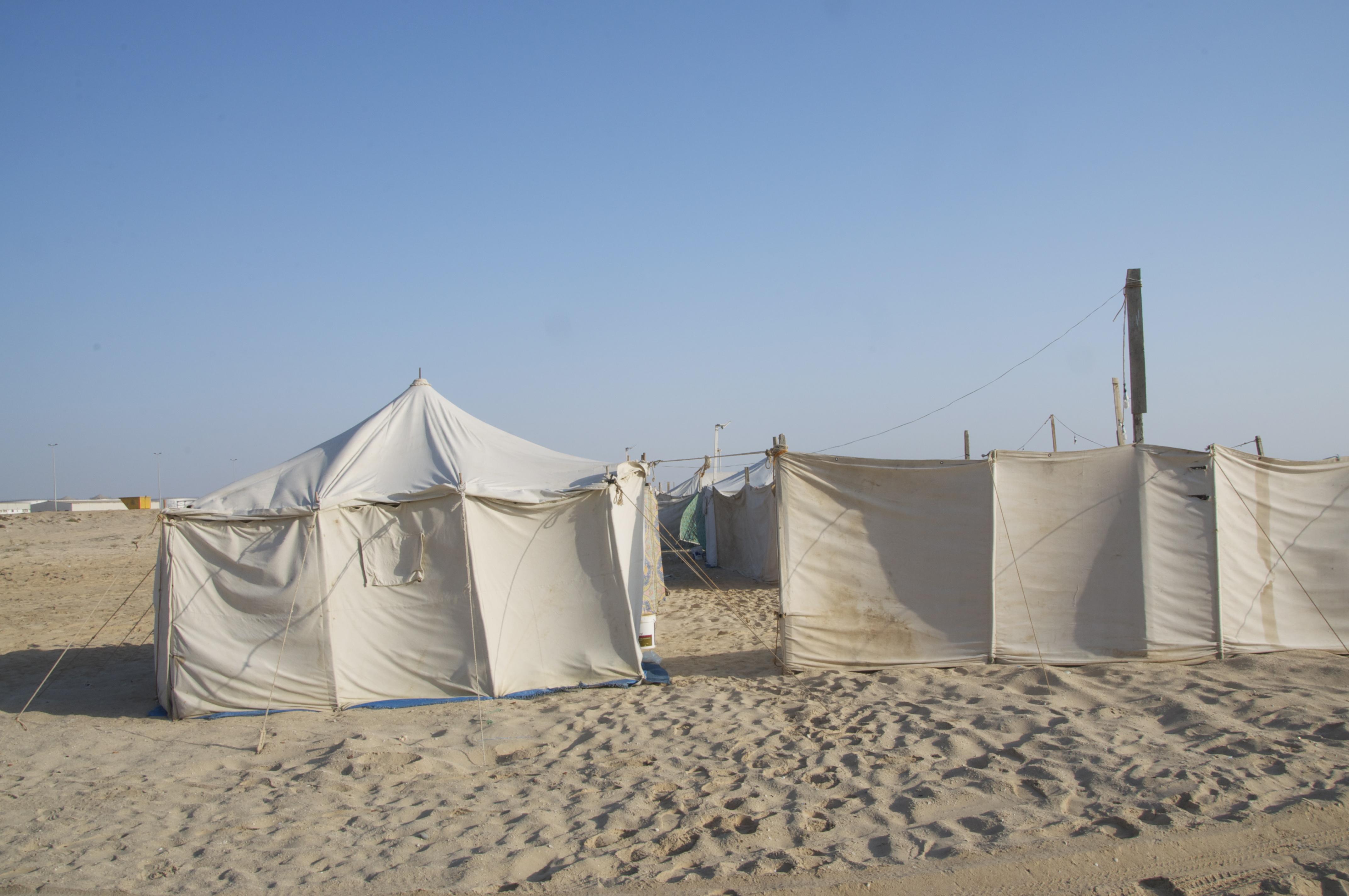 The Tent City – Rabigh Saudi Arabia  jamilamimi