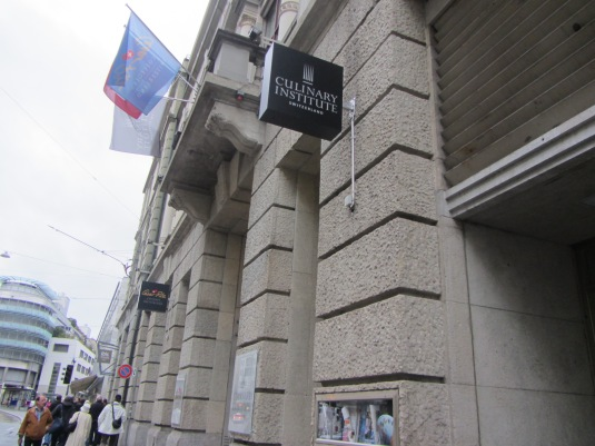 Culinary Arts Institute of Switzerland