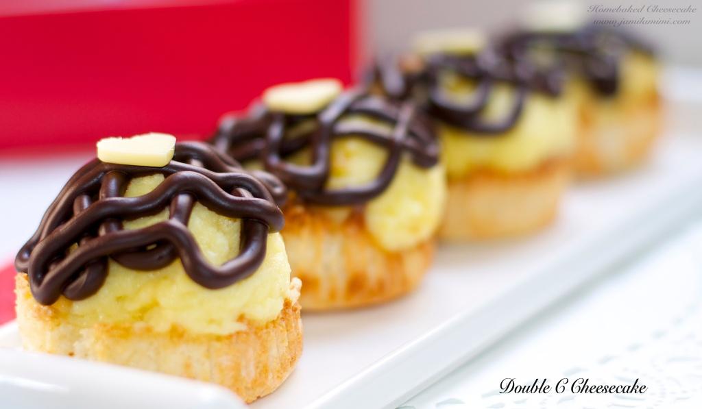 Double C Cheesecake