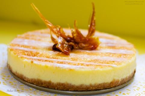 #19 Italian Cheesecake