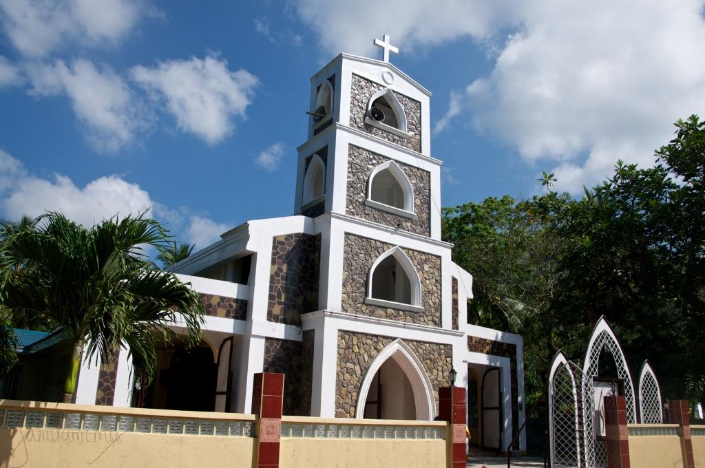 batong paluway church
