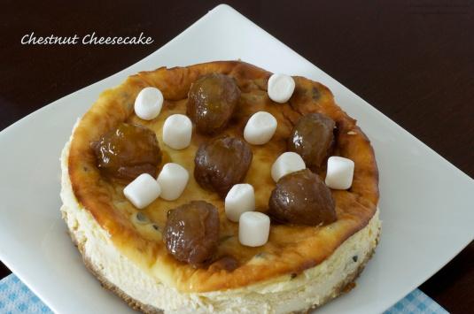 with honey walnut and marshmallow