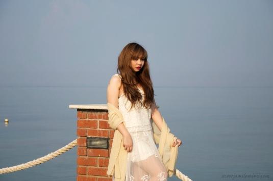 Model: Kristine Solis