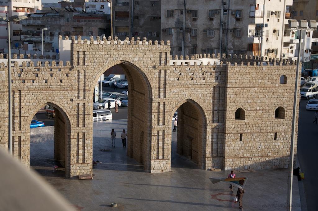 bab mecca (makkah gate)