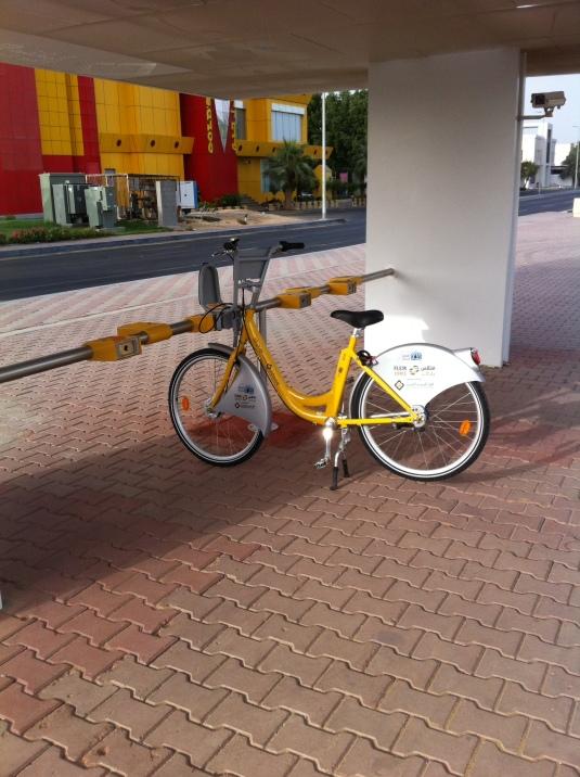 Flex bike
