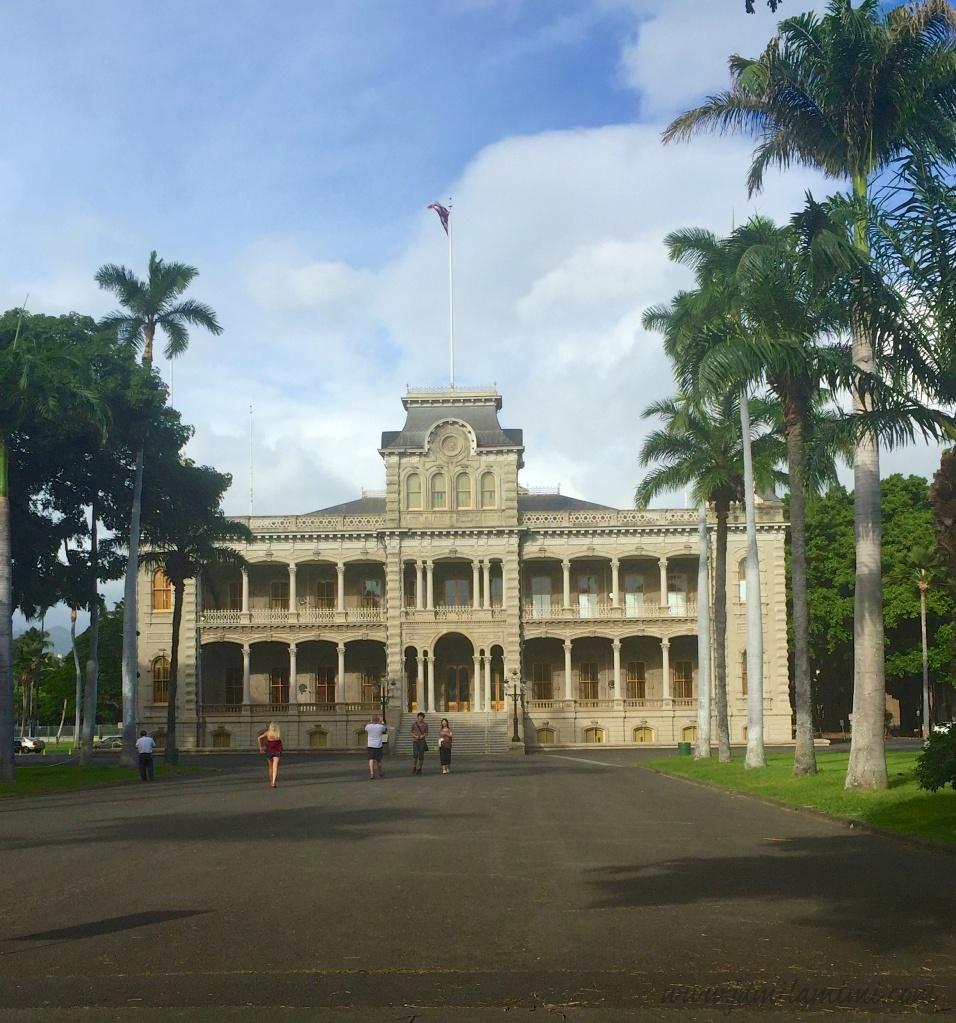 Lolani Palace